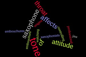 attitude affects tone, Wordle,