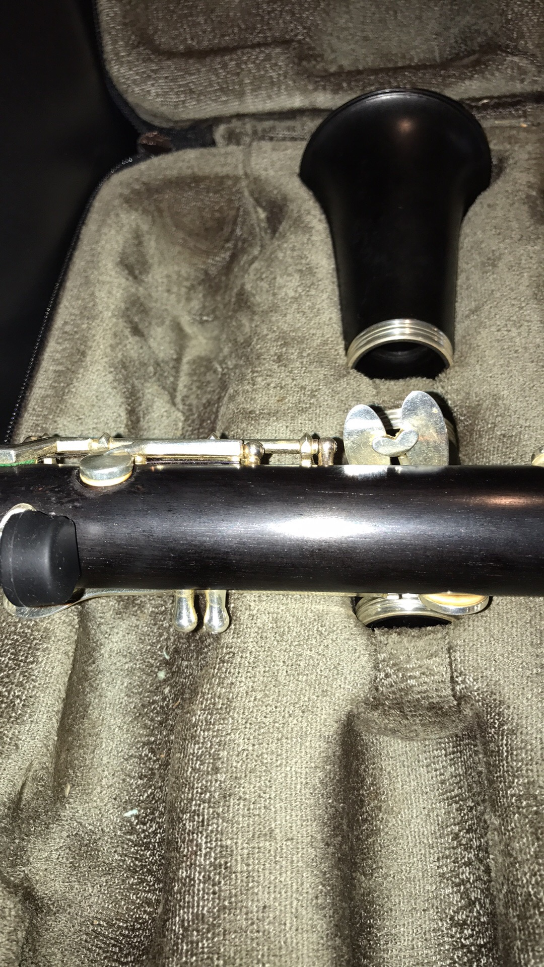 Help identify a wooden clarinet | The Woodwind Forum